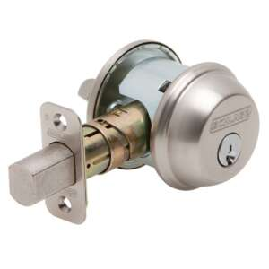 Deadbolt lock home