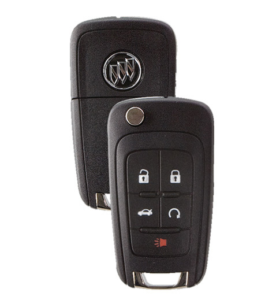 Buick car keys fob replacement